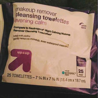 up & up 25 ct Wipe Basic Cleansing Facial Cleansing Wipes uploaded by Mary K.