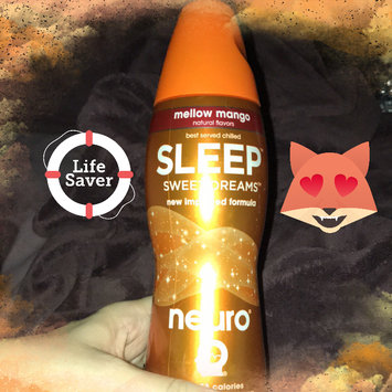 Neuro Water Neuro Sleep - Mellow Mango 14.5oz uploaded by Jessica L.