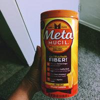Metamucil Orange Fiber Supplement uploaded by moi S.