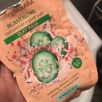 Freeman Facial Cucumber + Pink Salt Clay Mask Pack (6 Pieces) uploaded by Kayla J.