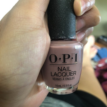 Photo of OPI Nail Lacquer uploaded by Brenda O.