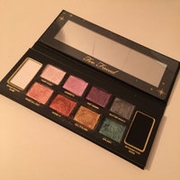 Too Faced Glitter Bomb Eyeshadow Palette uploaded by Rosemary l.