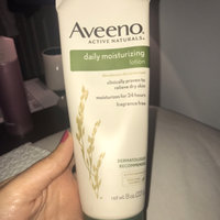 Aveeno Daily Moisturizing Lotion with Oatmeal uploaded by Edilene S.