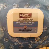 Equate Beauty Makeup Remover Cleansing Towelettes uploaded by Jessica P.
