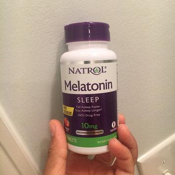 Photo of Natrol Melatonin Fast Dissolve uploaded by Somila T.