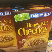 Honey Nut Cheerios uploaded by Mesha T.