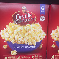 Orville Redenbacher's Butter Microwave Popcorn uploaded by Mesha T.
