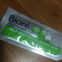 Bioré Self Heating One Minute Mask uploaded by Giana P.