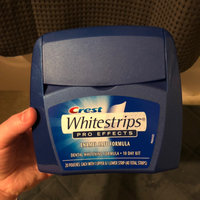 Crest 3D White Luxe Professional Effects Whitestrips Teeth Whitening Kit uploaded by Viktoriya B.