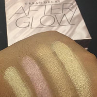 Urban Decay AFTERGLOW Highlighter Palette uploaded by Nia N.