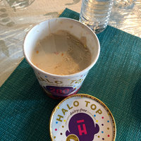 Halo Top Birthday Cake Ice Cream uploaded by Kristina T.