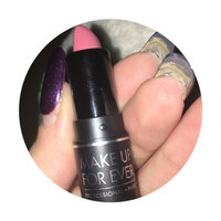 MAKE UP FOR EVER Artist Rouge Creme Creamy High Pigmented Lipstick uploaded by Haley B.