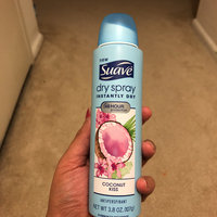 Suave® Coconut Kiss Dry Spray Antiperspirant Deodorant uploaded by Rashmi A.