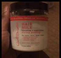Carol's Daughter Hair Milk Nourishing & Conditioning Styling Pudding For Curls Coils Kinks & Waves uploaded by Kiara M.