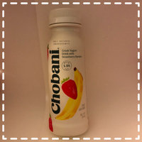Chobani® Strawberry Banana Low-Fat Greek Yogurt Drink uploaded by Antonia M.