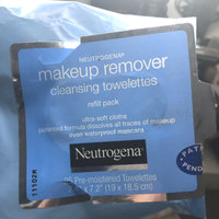 Neutrogena® Makeup Remover Cleansing Towelettes uploaded by Kelli Z.