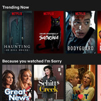Netflix uploaded by Jessica P.