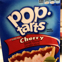 Kellogg's Pop-Tarts Frosted Cherry Toaster Pastries uploaded by Alexis C.