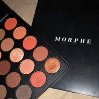 Morphe 35OM Nature Glow Matte Eyeshadow Palette uploaded by Zoe M.