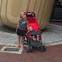 Joovy Caboose Stand-On Tandem Stroller - Black - 1 ct. uploaded by Krystal S.