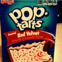 Kellogg's Pop-Tarts Frosted Red Velvet Toaster Pastries uploaded by Herminia G.