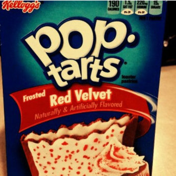 Photo of Kellogg's Pop-Tarts Frosted Red Velvet Toaster Pastries uploaded by Herminia G.