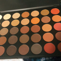 Morphe 35OM Nature Glow Matte Eyeshadow Palette uploaded by Jessica M.
