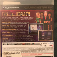 THQ Jeopardy (PlayStation 3) uploaded by Jennifer I.