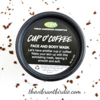 LUSH Cup O' Coffee Face and Body Mask uploaded by Rupali J.