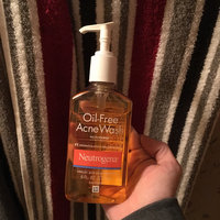 Neutrogena® Oil-Free Acne Wash uploaded by Jaime B.