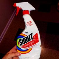Shout® Trigger Triple-Acting Stain Remover uploaded by Viktoriya B.