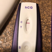 First Signal One-Step Pregnancy Test uploaded by Chante W.