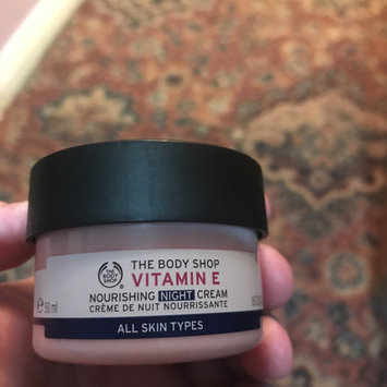 Photo of THE BODY SHOP® Vitamin E Nourishing Night Cream uploaded by Cherie R.