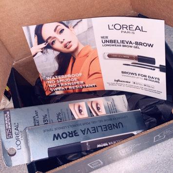 Photo of L'Oréal Paris UNBELIEVA-BROW Longwear Waterproof Brow Gel uploaded by Emily B.