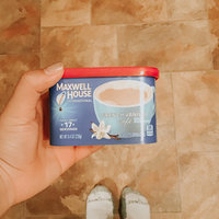 Maxwell House International Cafe French Vanilla uploaded by alana m.