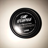LUSH Cup O' Coffee Face and Body Mask uploaded by Desiree A.