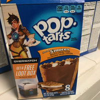 Kellogg's Pop-Tarts Frosted S'mores Toaster Pastries uploaded by Jennifer I.