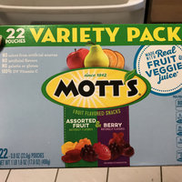 Mott's® Medleys Fruit Flavored Snacks - Berry uploaded by Jennifer I.