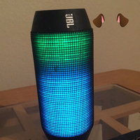 JBL Pulse Portable Bluetooth Speakers with Built-In Amplification - uploaded by Lorena M.