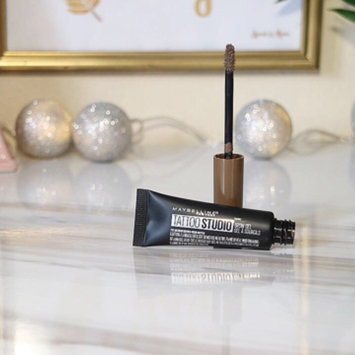 Photo of Maybelline TattooStudio™ Waterproof Eyebrow Gel uploaded by T s.