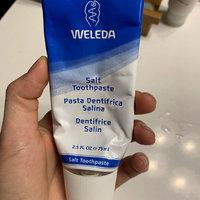 Weleda Salt Toothpaste, 2.5 oz uploaded by Anastassiya R.