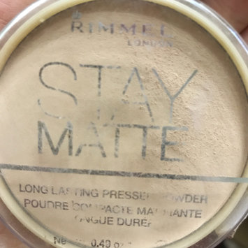 Photo of Rimmel London Stay Matte Pressed Powder uploaded by Amera K.