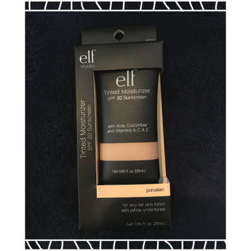 Photo of e.l.f. Studio Tinted Moisturizer SPF 20 uploaded by Renee L.