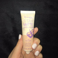 Rimmel London Stay Matte Liquid Mousse Foundation uploaded by Mariluz M.