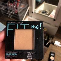 Maybelline Fit Me® Matte + Poreless Powder uploaded by Melody M.