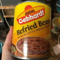 Gebhardt Mexican Style Refried Beans 16 Oz Can uploaded by Bridget T.