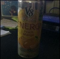 V8 Juice V8 V-Fusion Energy Peach Mango Vegetable & Fruit Juice 8 oz, 6 pk uploaded by Laura B.
