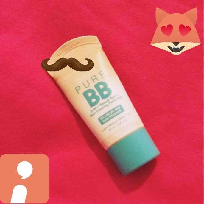 Maybelline Dream Pure BB Cream Skin Clearing Perfector uploaded by Sarquitha G.