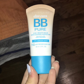 Maybelline Dream Pure BB Cream Skin Clearing Perfector uploaded by Viktoriya B.