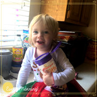 Happy Baby® Organics Purple Carrot & Blueberry Superfood Puffs uploaded by Savannah M.